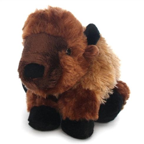 Mini Buffalo Hug Ems Plush