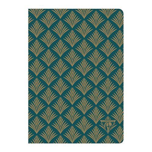 Vegetal Neo Deco Notebook