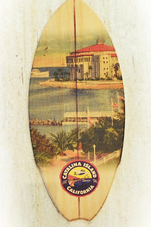 Casino Mini Surfboard