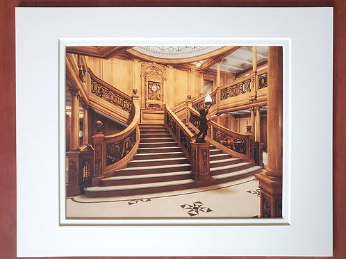 Grand Staircase Matted Print