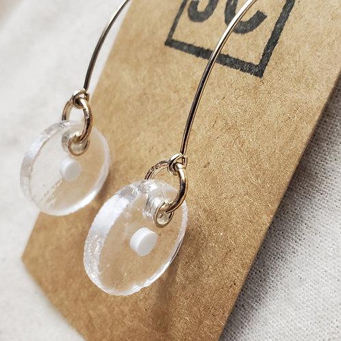 JC² Glass Art Earrings No. 8
