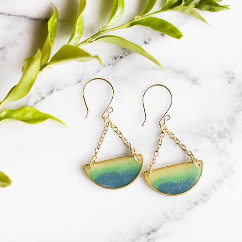 Ocean Swing Earrings