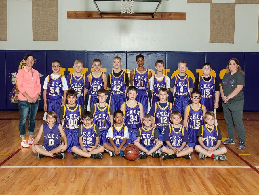 Boys Basketball 2016