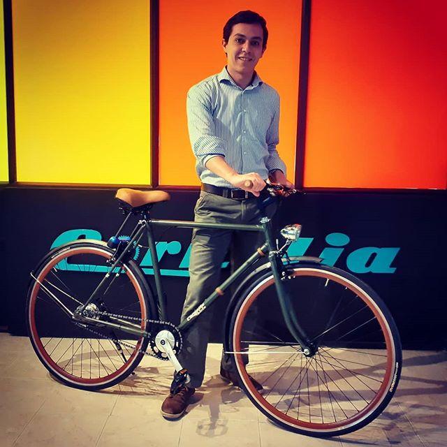 Ricardo ahora hace parte de nuestros #CO