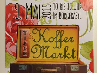 Koffermarkt in Stein am Rhein
