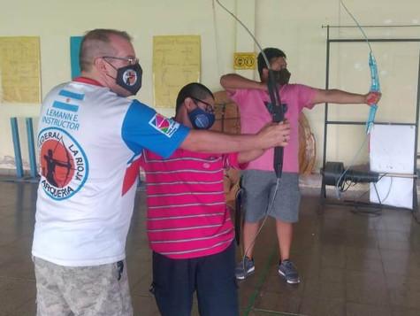 1ra Jornada recreativa para Personas con Discapacidad