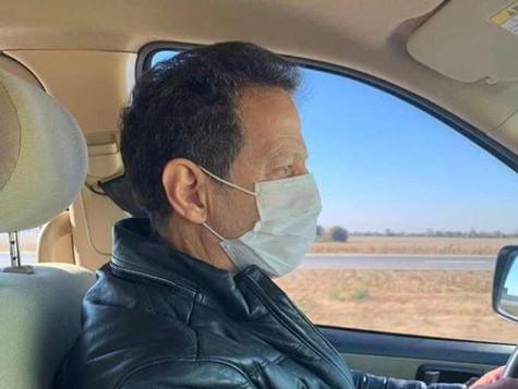 Estado de salud de Julio Sahad