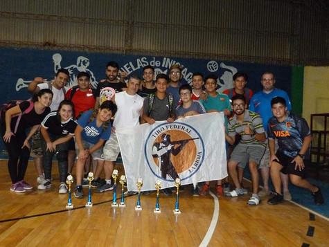 El Tiro Federal presente en Chilecito en Tenis de mesa