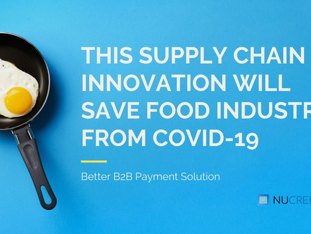 What Supply Chain Innovation Will Save Food Industry From COVID-19?