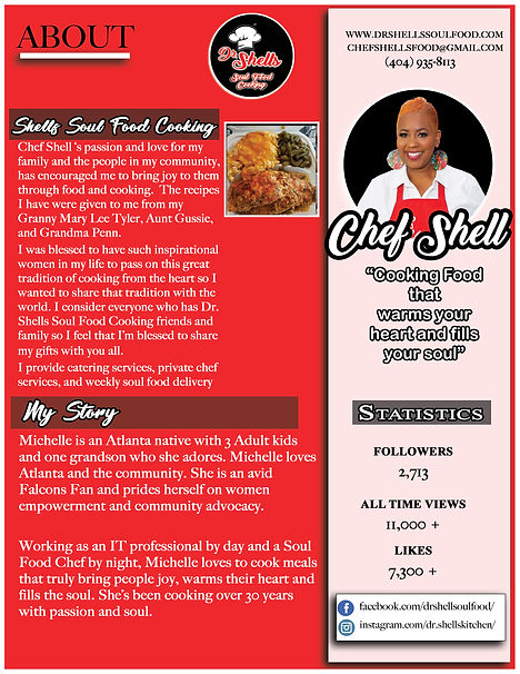 Chef Shell Media Kit