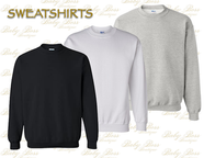 Sweatshirt Style Options