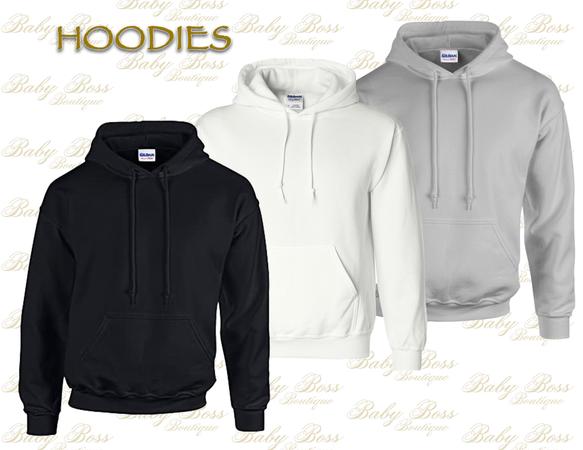 Hoodie Style Options