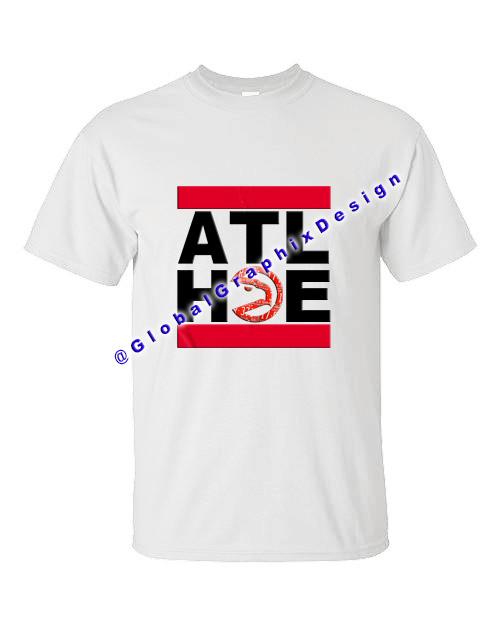 "Classic ""ATL HOE"" T-Shirt"