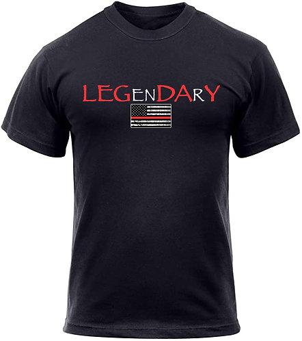 LEGenDArY Day Redline T-Shirt