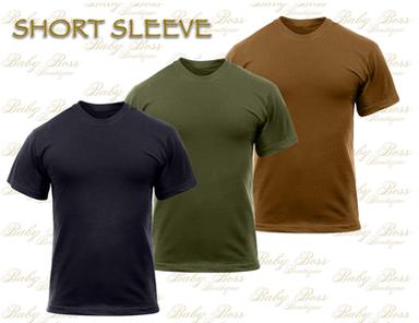 Short Sleeve Style Options