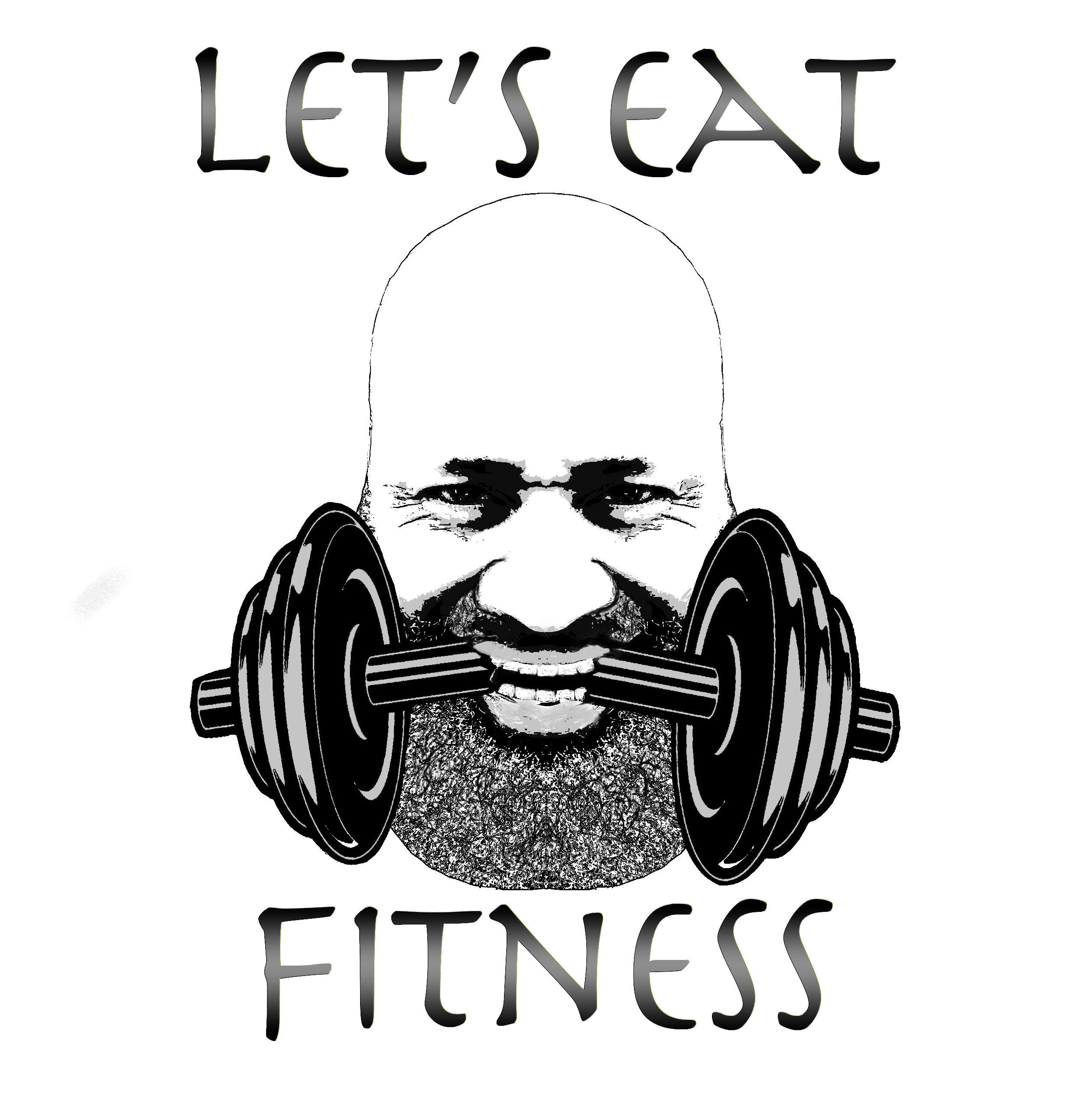lets eat fitness final logo
