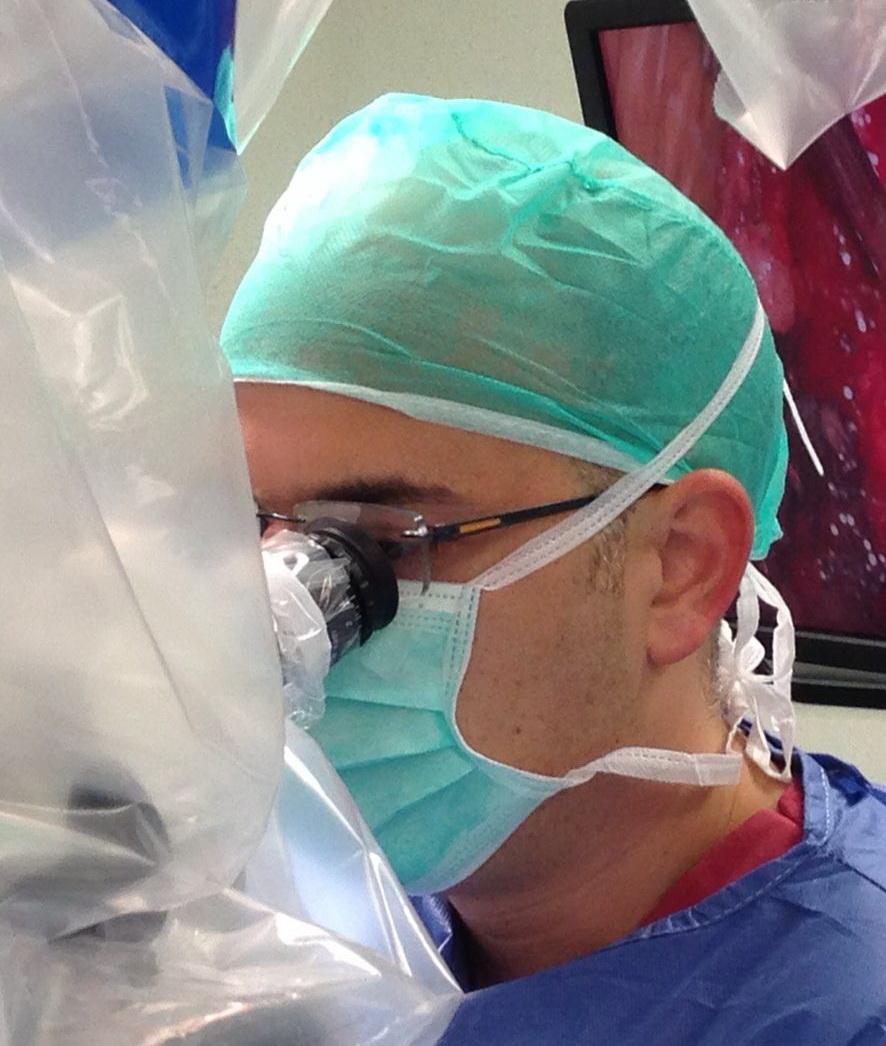 איל ברבלק מנתח גב ניתוחי עמוד שדרה זעיר
