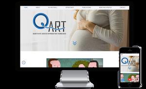 אתר וויקס חדש לחברת QART MEDICAL
