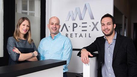 Apex Retail directors