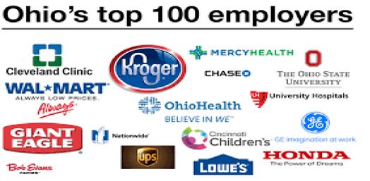 חברות מובילות בקולומבוס אוהיו