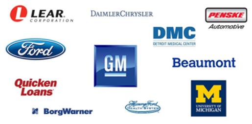 חברות מובילות בדטרויט מישיגן