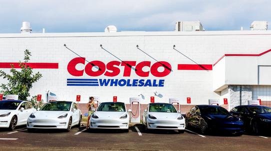 Partnership with Costco