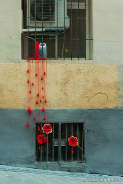 yarn bombing lavapis buenavista lourdes 1
