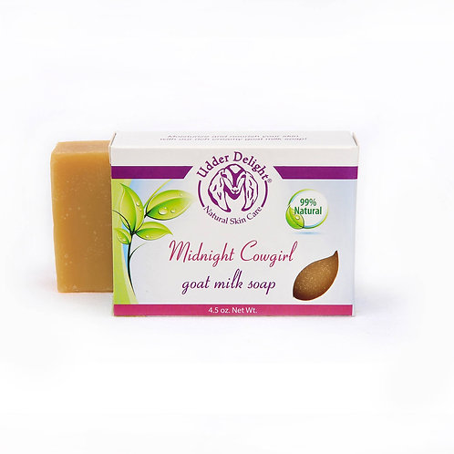Midnight Cowgirl Soap