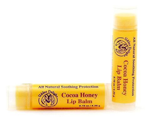 Cocoa Honey Lip Balm