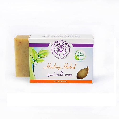 Healing Herbal Soap