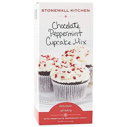 Chocolate Peppermint Cupcake Mix