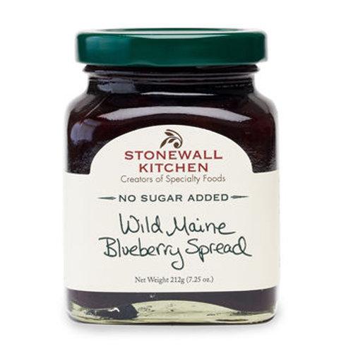Wild Maine Blueberry Spread (No Sugar Added)