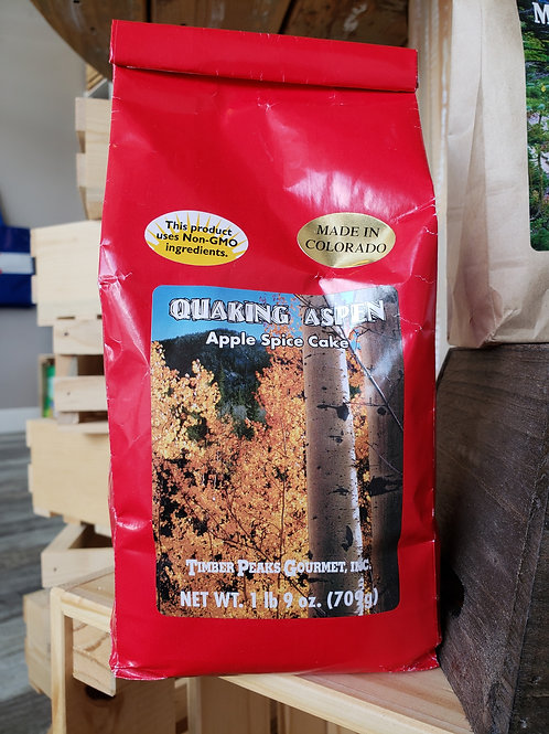 Quaking Aspen Apple Spice Cake- Timber Peaks Gourmet