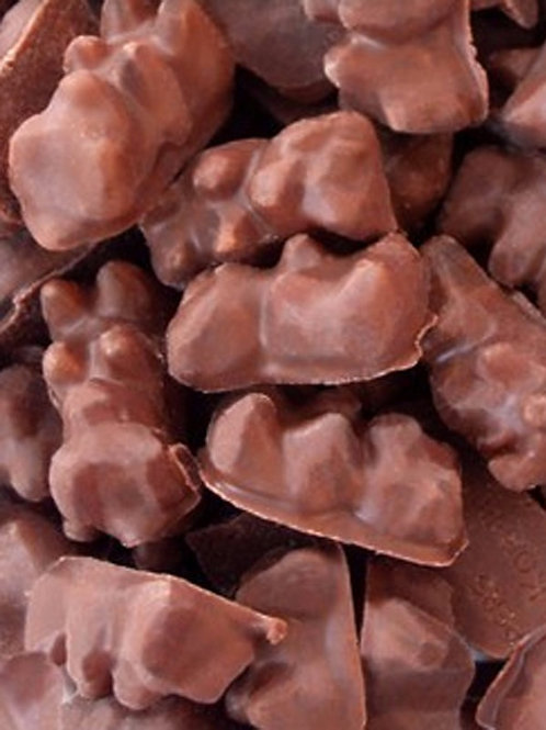 Sugar Free Chocolate Gummy Bears