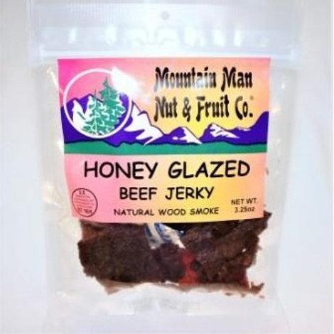 Beef Jerky, Honey Glaze