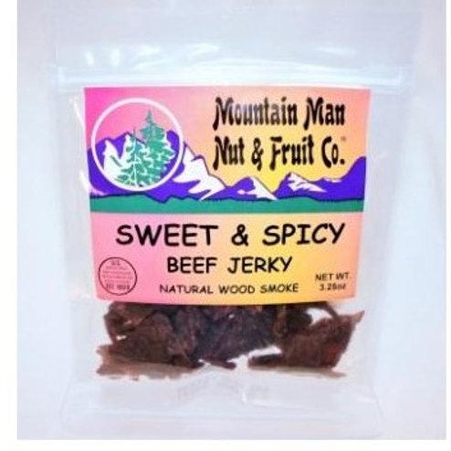 Beef Jerky, Sweet&Spicy