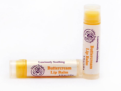 Buttercream Lip Balm
