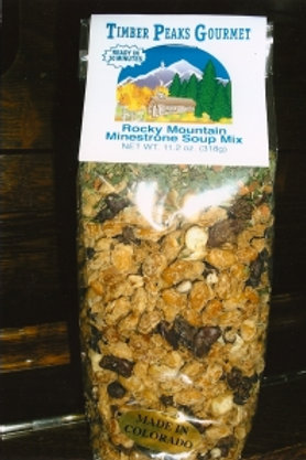 Rocky Mountain Minestrone Soup- Timber Peaks