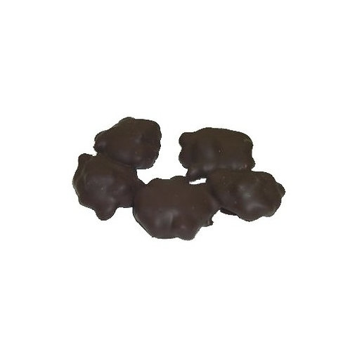 Dark Peanut Caramel Clusters
