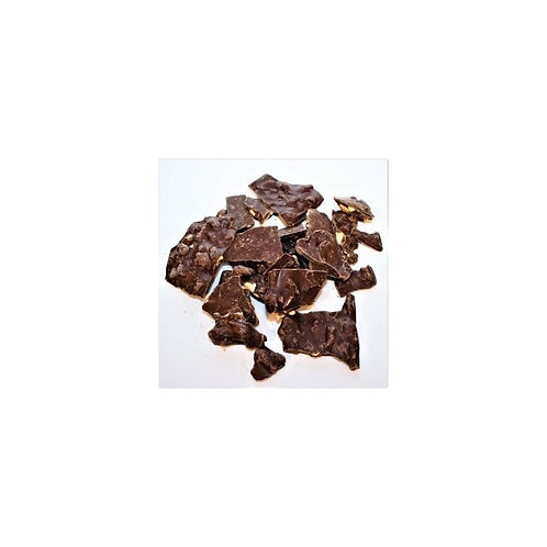 Dark Chocolate Peanut Thin Bark