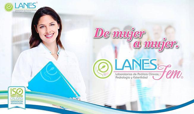 laboratorios lanes Sucursal Fem, plaza Regia