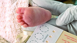 Laboratorios Lanes estudios de Tamiz neonatales
