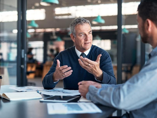 Approaching A Difficult Conversation With An Employee