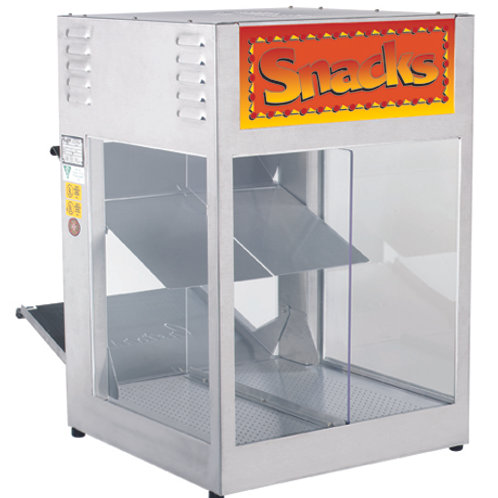 Cretors Bulk Warmer Cabinet