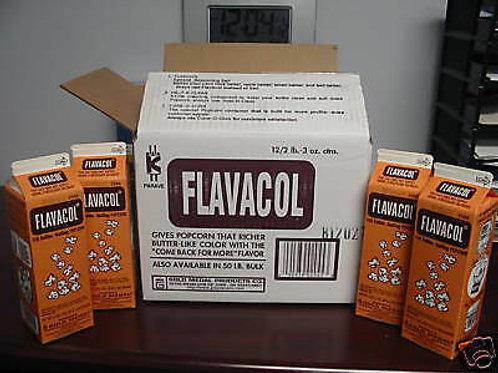 GM Original Flavacol Butter Flavoured Popcorn Salt 35 oz (case x 12 pcs)