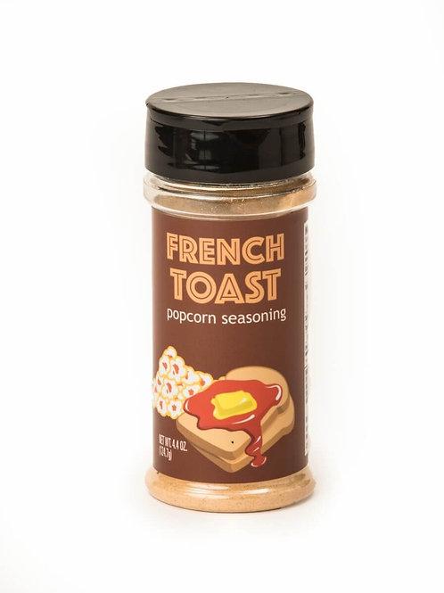 Ooh La La French Toast Popcorn Seasoning
