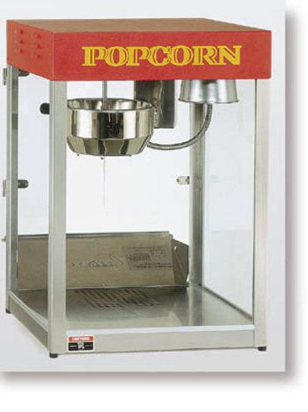 Cretors T-3000 12oz. w/stainless steel kettle