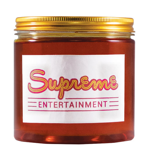 Supreme Colored Coconut Popping Oil 500g