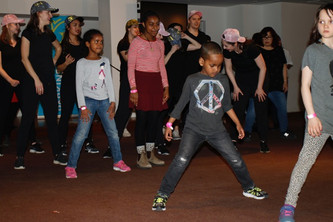 KIDS GOT MOVES!