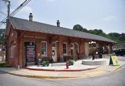 Historical Society Train Station Museum